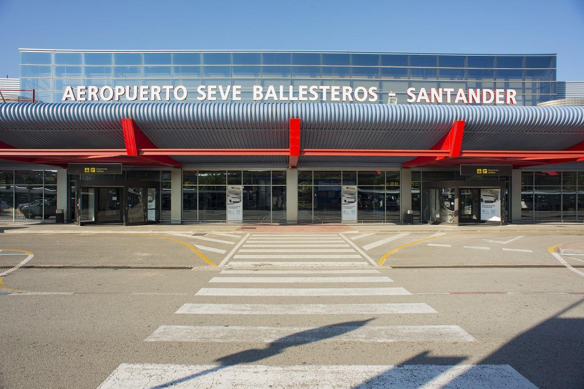 Alquiler de coches en el Aeropuerto de Santander