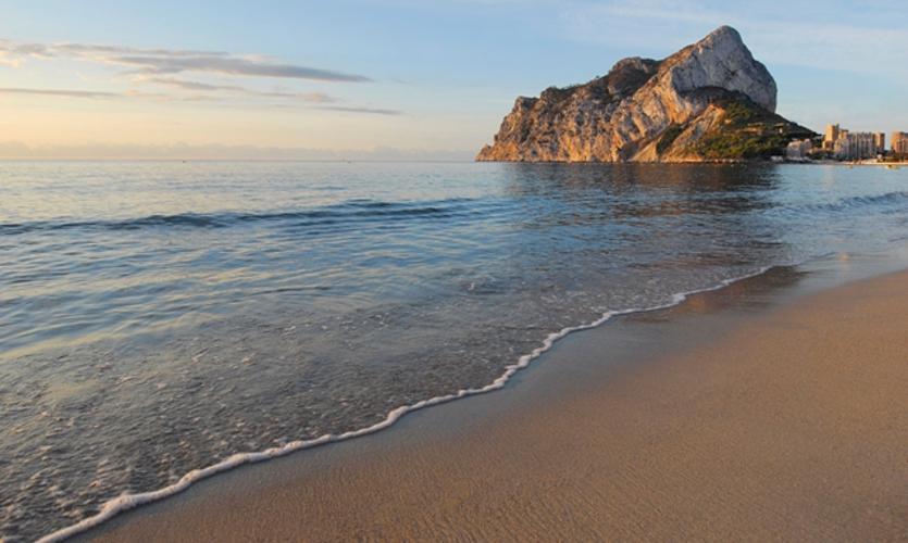Playa de la Fossa - Playas de la Costa Blanca