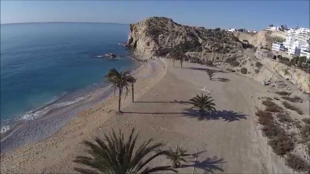 Playa el Paraíso - Playas de la Costa Blanca