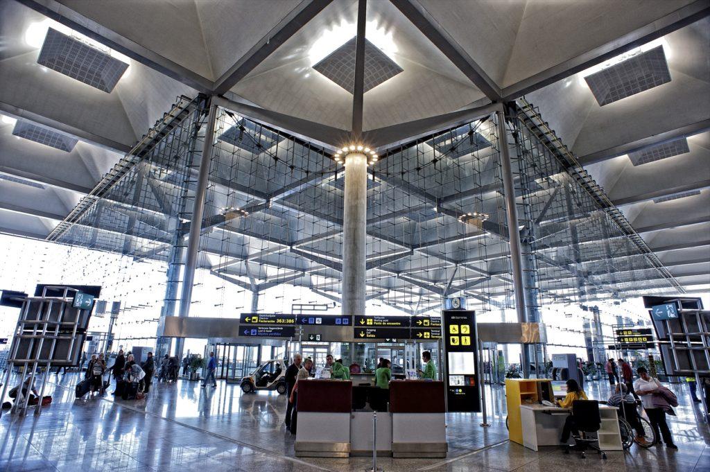 Aeropuerto Málaga T3