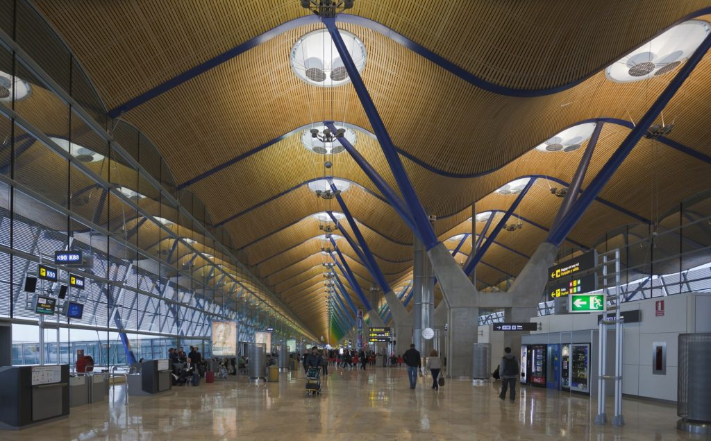 Aeropuerto Málaga T4
